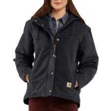 Carhartt Women's Sandstone Berkley Jacket - Irregular 100657irr