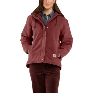 Carhartt Women's Sandstone Berkley Jacket - Irregular