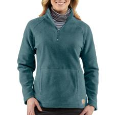 Carhartt Women's Boyne Mock Neck Fleece Pullover - Closeout 100660