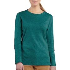 Carhartt Women's Calumet Long-Sleeve Crewneck - Closeout 100682