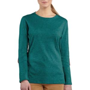 Carhartt Women's Calumet Long-Sleeve Crewneck - Closeout