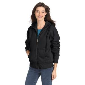 Carhartt Women's Stockbridge Sherpa Lined Sweatshirt-Irregular