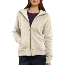 Carhartt_Carhartt Women's Stockbridge Sherpa Lined Sweatshirt-Irregular