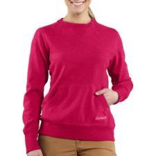 Carhartt Women's Clarksburg Crewneck Sweatshirt - Irregular 100703irr
