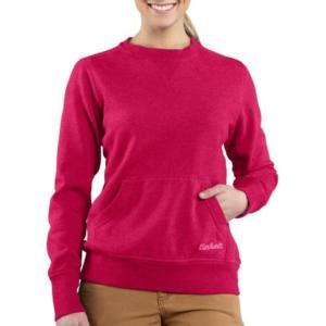 Carhartt Women's Clarksburg Crewneck Sweatshirt - Irregular