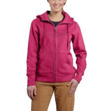Carhartt Women's Clarksburg Zip-Front Sweatshirt-CLOSEOUT 100704CO