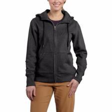 Carhartt_Carhartt Women's Clarksburg Zip-Front Sweatshirt-Irregular