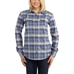 Carhartt Women's Hamilton Flannel Shirt - Irregular