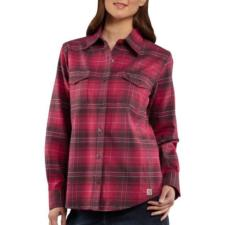 Carhartt Women's Hamilton Flannel Shirt - Irregular 100714irr