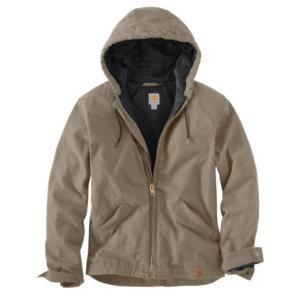 Carhartt Washed Quilt Lined Duck Jackets - Irregular