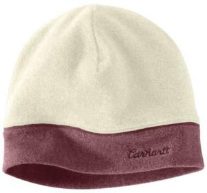 Carhartt Women's Boyne Fleece Reversible Hat - Irregular