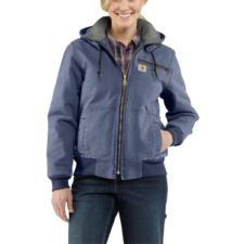 Carhartt Women's Weathered Duck Wildwood Jacket-Closeout 100815CO