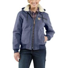 Carhartt Women's Weathered Duck Wildwood Jacket-Irregular 100815irr