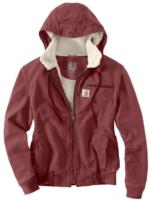 Carhartt_Carhartt Women's Weathered Duck Wildwood Jacket-Irregular