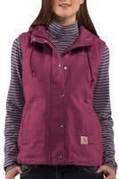 Carhartt Women's Sandstone Berkley Vest II - Irregular 100820IRR