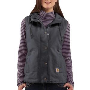 Carhartt Women's Sandstone Berkley Vest II