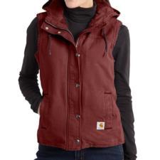 Carhartt Women's Sandstone Berkley Vest II-CLOSEOUT 100820