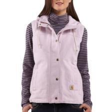 Carhartt_Carhartt Women's Sandstone Berkley Vest II - Irregular