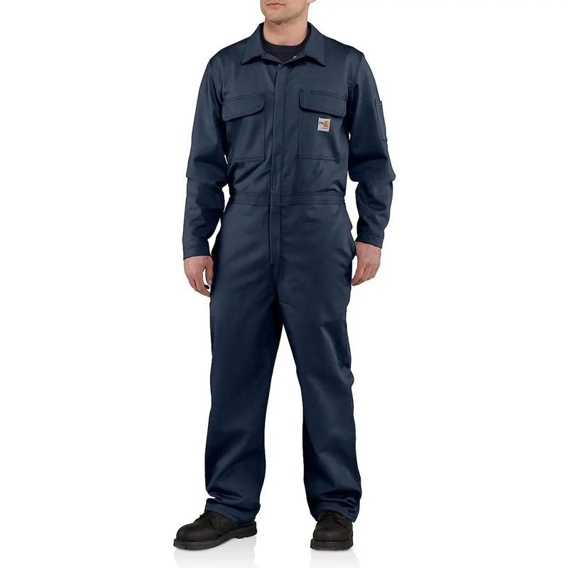 Carhartt Flame-Resistant Unlined Twill Coverall-Irregular