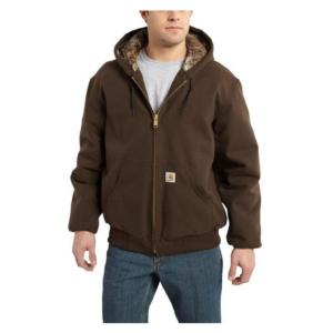 Carhartt Men's Camo-Lined Active Jac