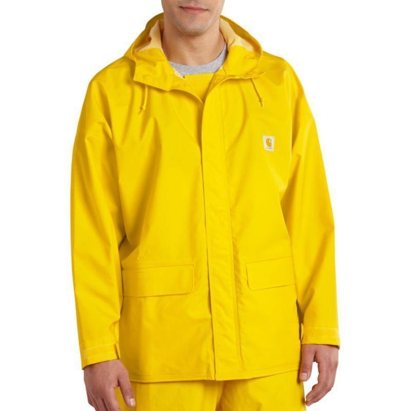 Carhartt Men's Mayne PVC Rain Coat