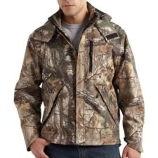 Carhartt Men's Camo Shoreline Jacket 101090