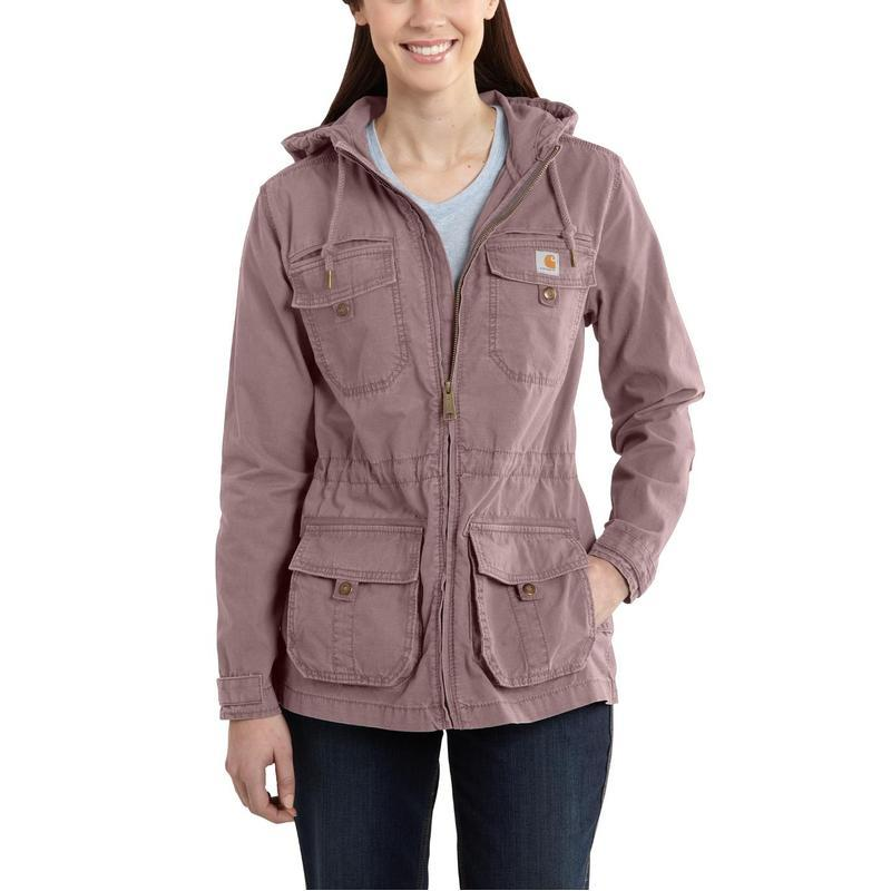 Carhartt Womens El Paso Utility Jacket Closeout 101106co