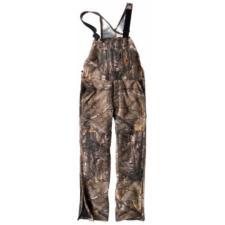 Carhartt Men's Quilt Lined Camo Bibs 101226
