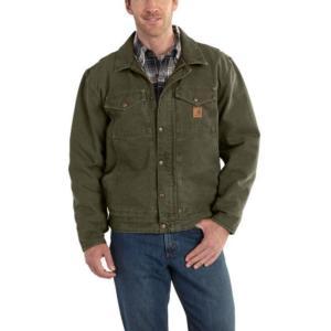 Carhartt Men's Berwick Jacket-Irregular