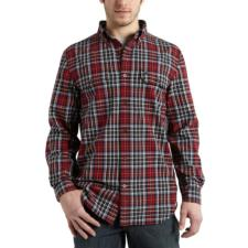 Carhartt Men's Fort Plaid Long-Sleeve Shirt 101297