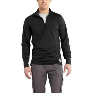 Carhartt Men's Base Force Super-Cold Weather Quarter -Zip Top