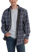 Carhartt Men's Rain Defender Youngstown Flannel Shirt Jac 101464