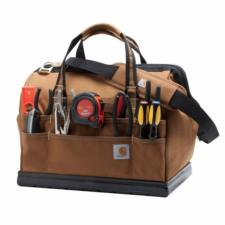 Carhartt Legacy 16 inch Tool Bag with Molded Base 101471