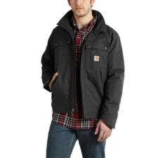 Carhartt Mens Quick Duck Jefferson Traditional Jacket 101492