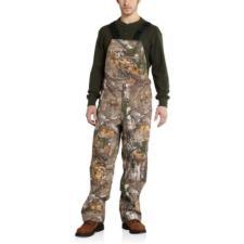 Carhartt Men's Camo Shoreline Bib Overalls 101498