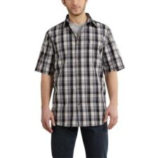 Carhartt Plaid Open Collar Short Sleeve Shirt 101551