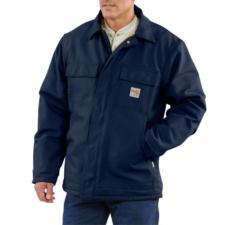 Carhartt Mens Flame Resistant Duck Traditional Coat 101618