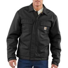 Carhartt Mens Flame Resistant Lanyard Access Jacket 101625