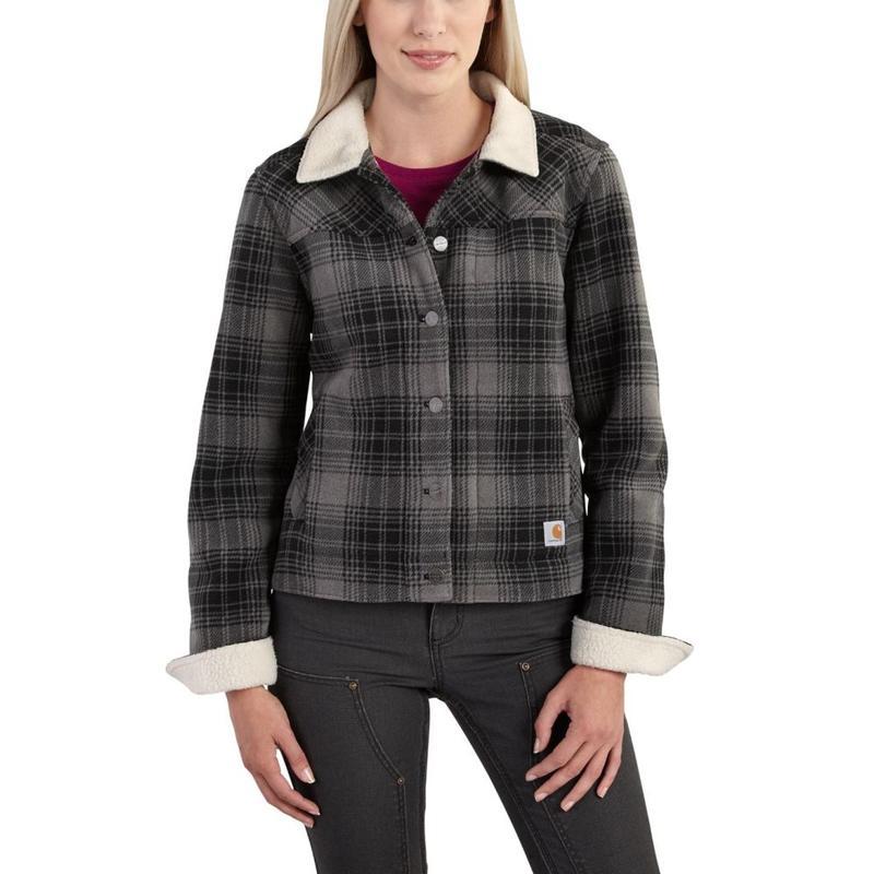 Carhartt Women's Cedar Sherpa Lined Jacket - Closeout