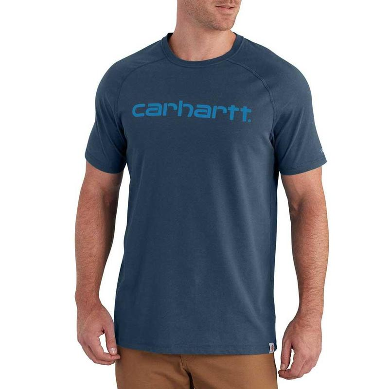 Carhartt T-Shirt Force Delmont Graphic
