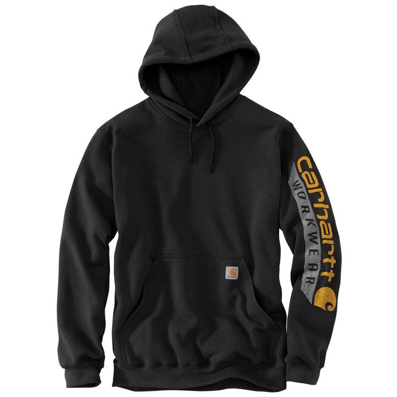 Carhartt Men's Midweight Graphic Hooded
