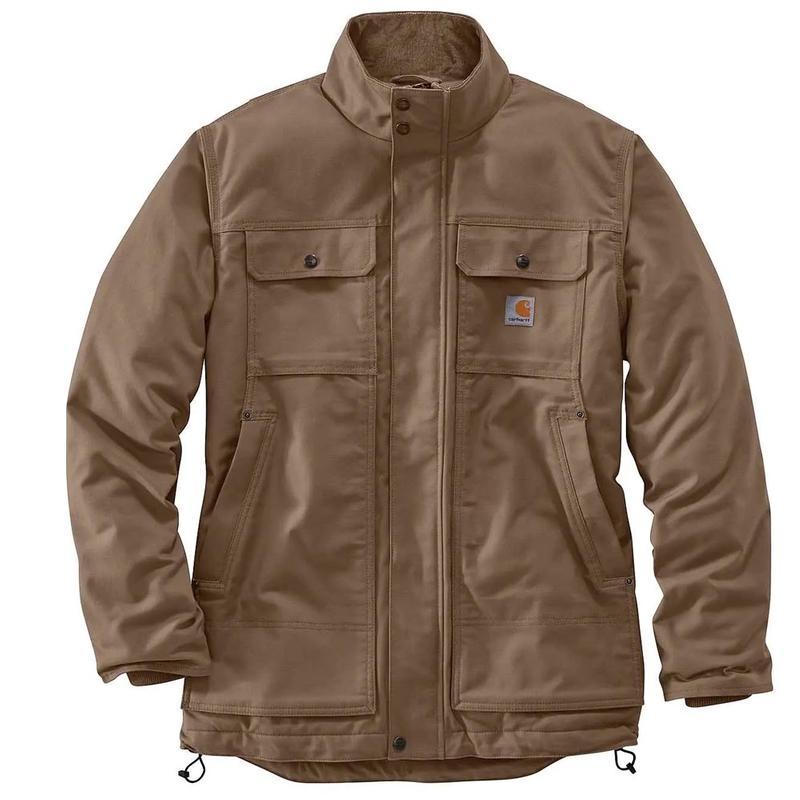 Carhartt Men S Full Swing Quick Duck Cryder Jacket Factory 2nds 104468irr