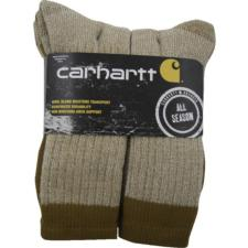 Carhartt Men's All Season Socks-4 Pack A118