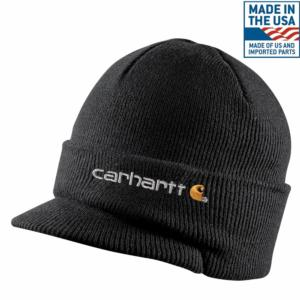 Carhartt Winter Knit Hat with Visor - Irregular
