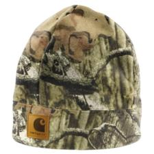 Carhartt WorkCamo® AP Fleece Hat - Closeout A294