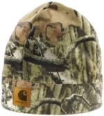 Carhartt WorkCamo® AP Fleece Hat - Irregular A294irr