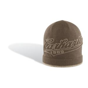Carhartt Series 1889 Script Knit Hat-irregular