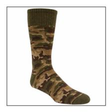 Carhartt Cold Weather Camo Hunting Sock A439