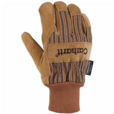 Carhartt Men's Insulated Suede Work Glove (Knit Cuff) A512