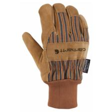 Carhartt Men's Suede Work Glove (Knit Cuff) A551